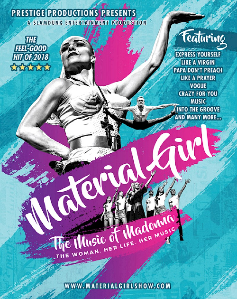 Material Girl - The Music of Madonna - INTERNATIONAL ONLY
